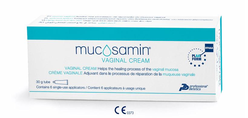 Mucosamin Vaginal CREAM