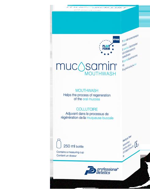 Mucosamin Mouthwash