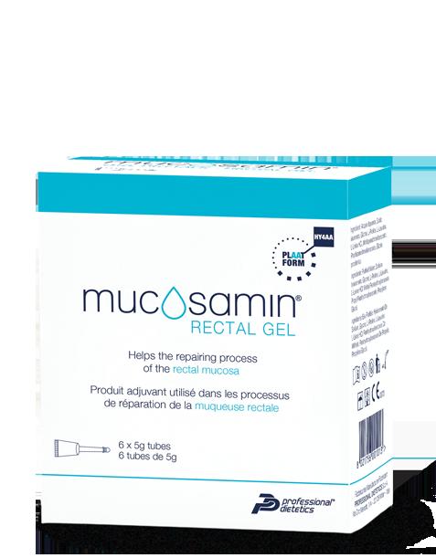 Mucosamin Rectal Gel